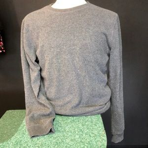 Staple grey crew neck sweater